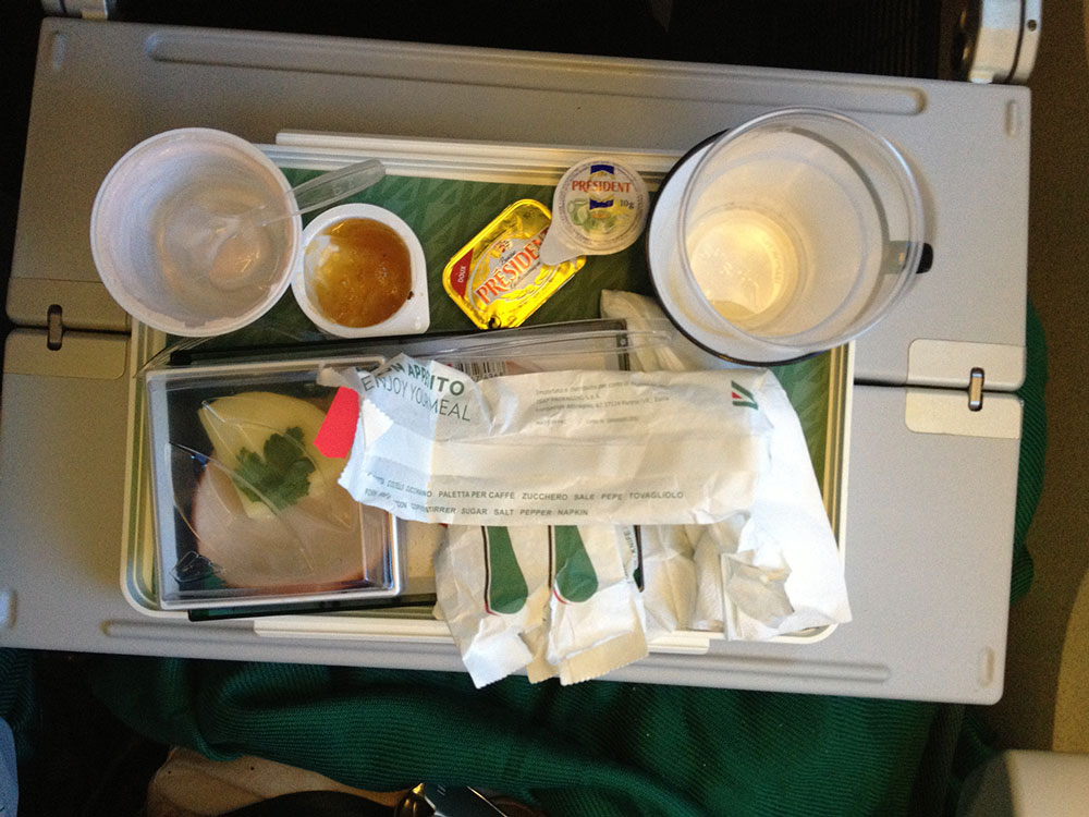 food-on-flight