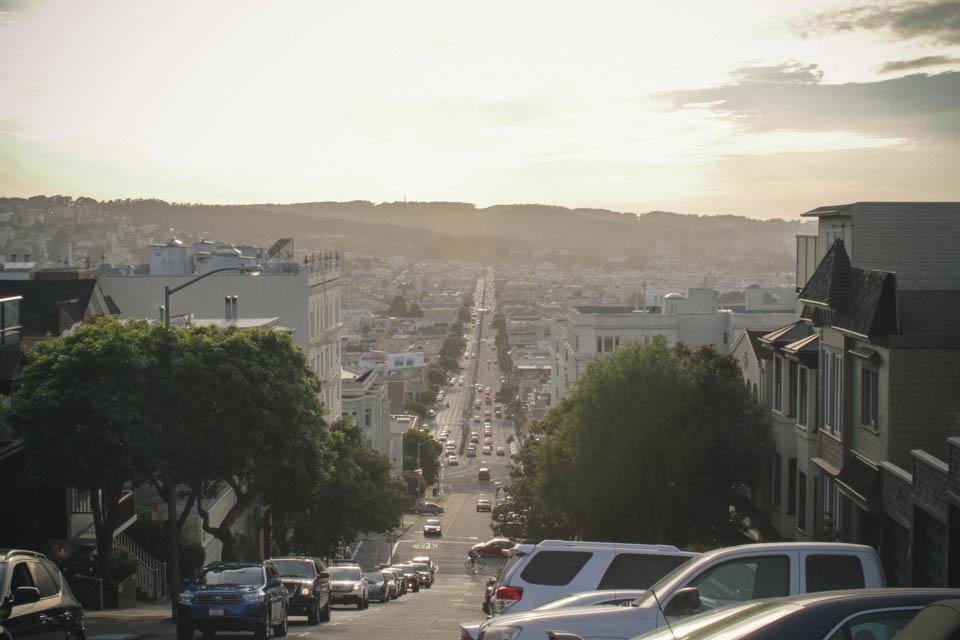 Back on Track: California pt. 1 – San Francisco